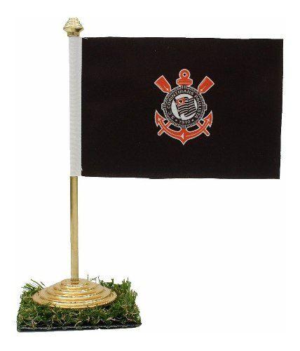 Bandeira De Mesa - Corinthians