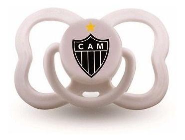 Chupeta Do Atlético Mineiro Oficial Bebê Galo