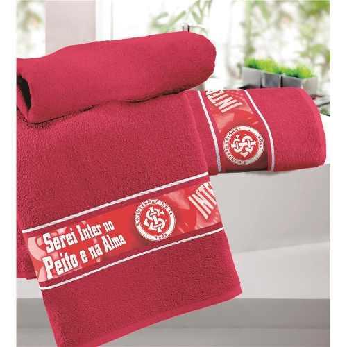 Toalha De Banho Veludo Internacional Oficial