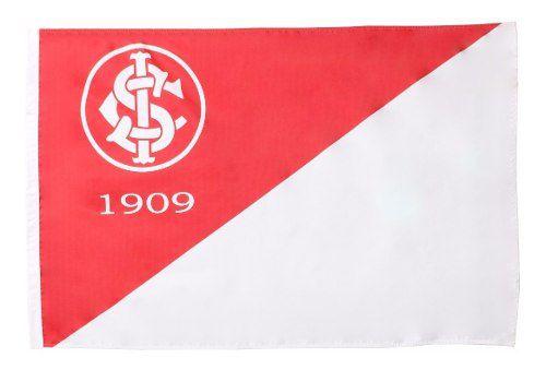Bandeira Oficial - Torcedor 1,20 X 0,80 Cm. Internacional