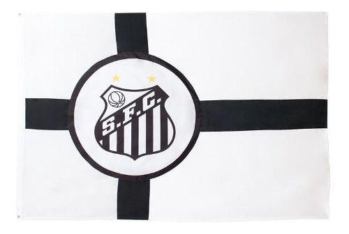 Bandeira Oficial - Tradicional 1,95 X 1,35 Cm. Santos