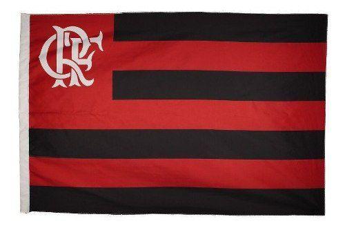 Bandeira Oficial - 4 Panos 2,60 X 1,80 M. Flamengo