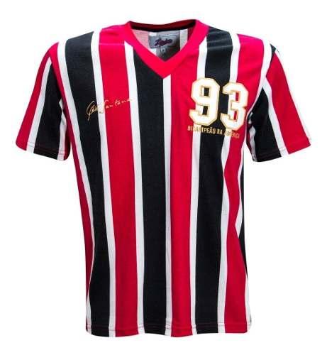 Camisa Retrô Telê Santana São Paulo Libertadores 1993