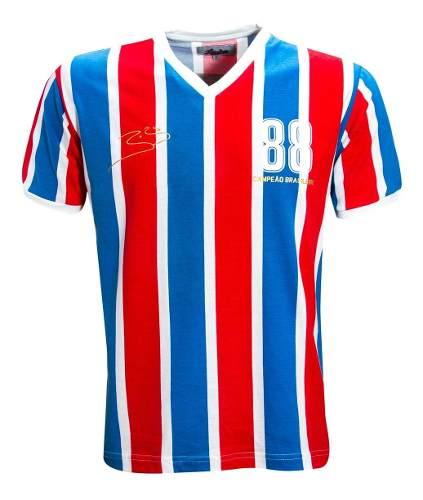 Camisa Retrô Bobô Bahia 1988