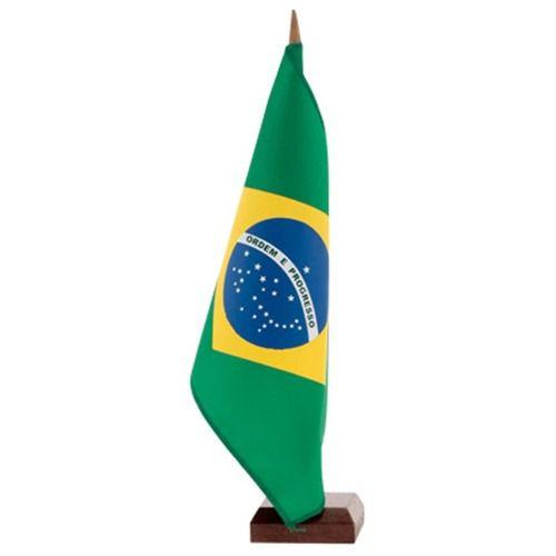 Bandeira De Mesa - Brasil