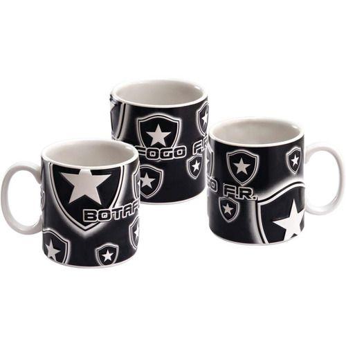 Caneca De Cerâmica - Botafogo