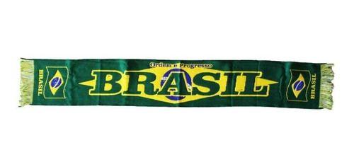 Cachecol Faixa Brasil