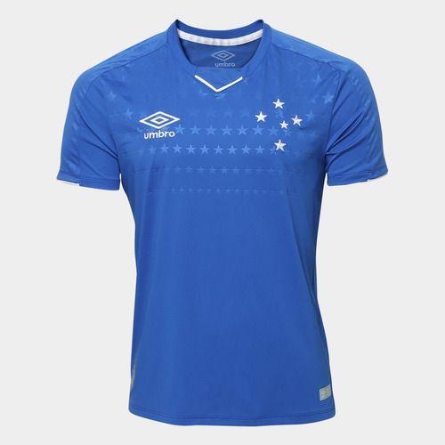 Camisa Do Cruzeiro Umbro I 19/20 S/nº