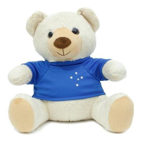 Urso Pelúcia Cruzeiro