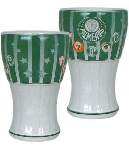 Copo Stylo 240ml - Palmeiras