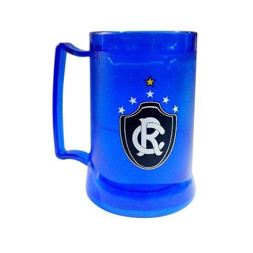 Caneca Gel Remo Escudo Azul