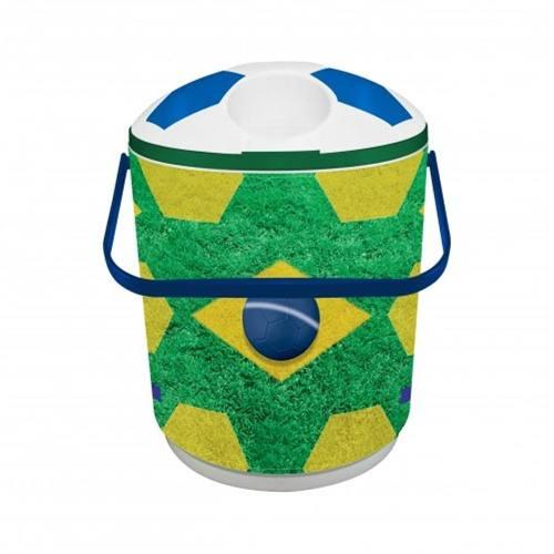 Coolerball Cooler Térmico 12 Latas Brasil