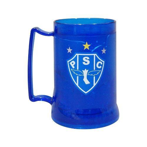 Caneca Gel Paysandu Escudo Azul