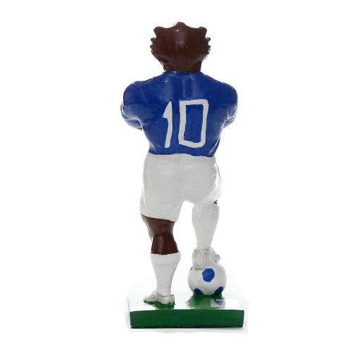 Mascote Do Cruzeiro - Resina - 20 Cm.
