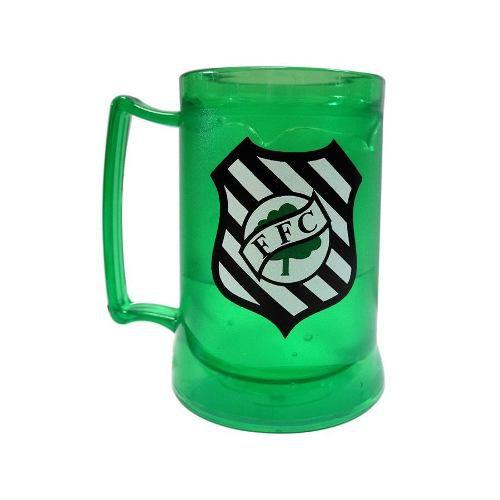 Caneca Gel Figueirense Verde Escudo
