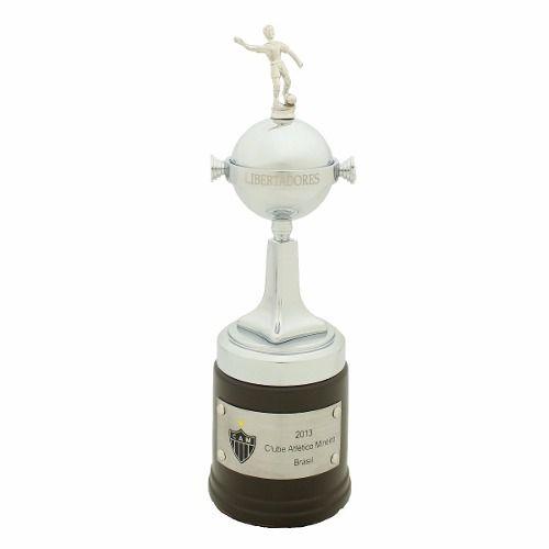 Réplica Taça Libertadores Atlético Mineiro Campeão Galo 2013