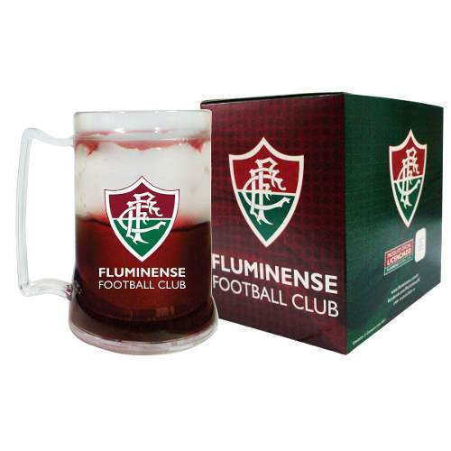 Caneca Chopp Gel - Fluminense