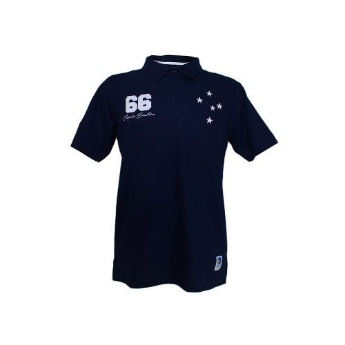 Camisa Polo Dirceu Lopes Cruzeiro 1966