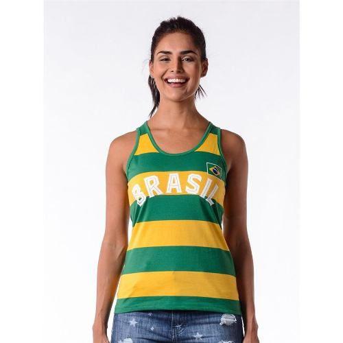 Regata Brasil Paranaíba Feminino