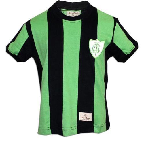 Camisa Infantil Retrô América Mg 1971