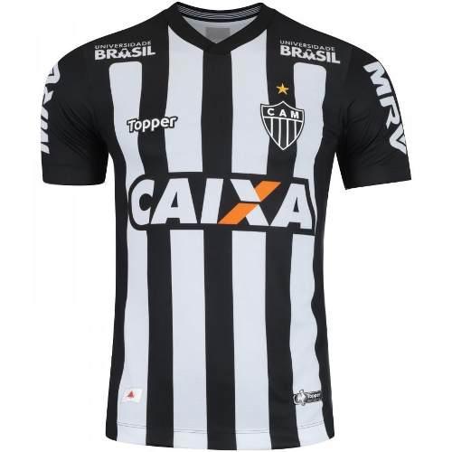Camisa Do Atlético-mg 2018 Topper - Masculina Original
