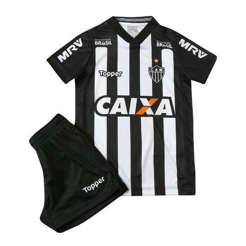 Kit Infantil Jogo 1 Topper 2018 Atlético Mg