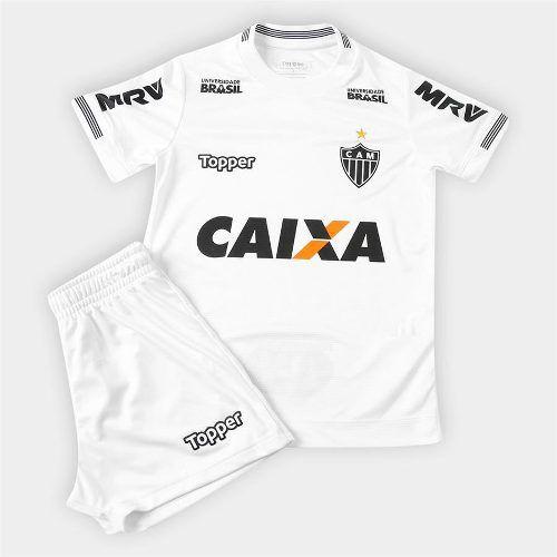 Kit Infantil Jogo 2 Topper 2018 Atlético Mg