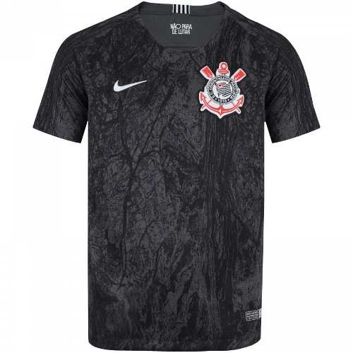 Camisa Corinthians Ii Infantil Masculina Torcedor Nike