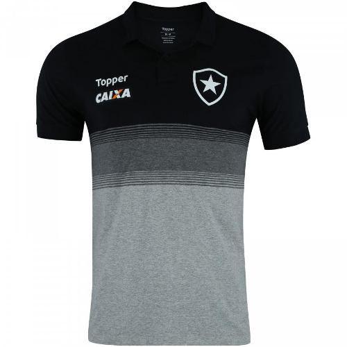 Camisa Polo Botafogo Viagem Topper Masculina