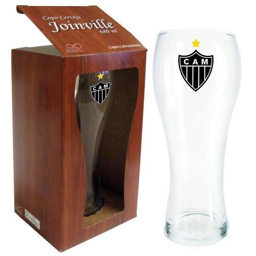 Copo Joinville 680 Ml Atlético Mineiro