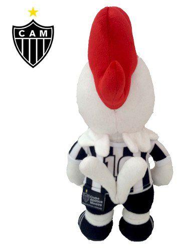 Mascote De Pelúcia Do Atlético Galo Oficial