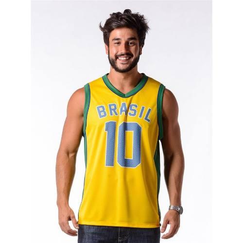 Camisa Regata Masculina Iguaçu Brasil