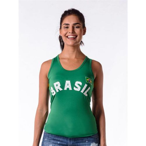 Regata Feminina Una Brasil
