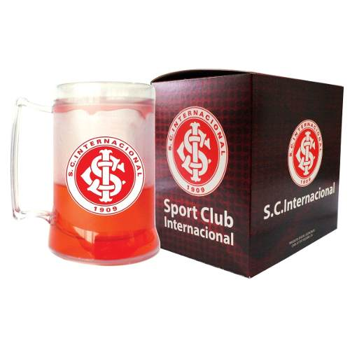 Caneca Chopp Gel - Internacional