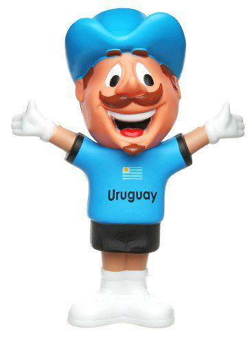 Mascote Uruguai