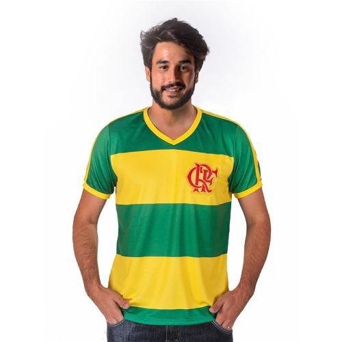 Camisa Flamengo Brasil Hexa