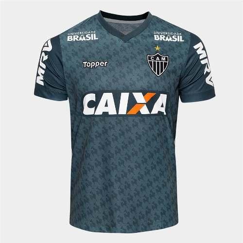 Camisa Treino Atleta Atlético Mg 2018 Topper