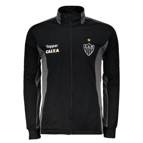 Jaqueta Topper Atlético Mineiro Viagem 2018 Atleta