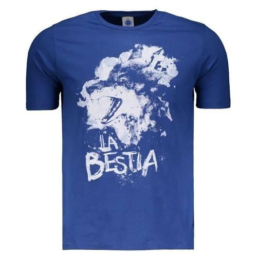 Camisa Cruzeiro La Bestia Fox