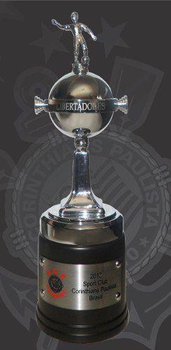 Réplica Taça Libertadores Corinthians Campeão Invicto 2012