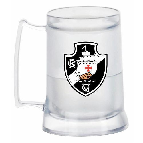 Caneca Gel Chopp Incolor - Vasco