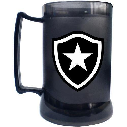 Caneca Gel Botafogo Preta