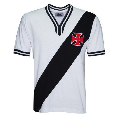 Camisa Retrô Masculina Vasco 1974
