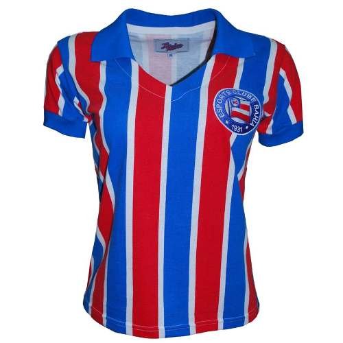 Camisa Retrô Feminina Bahia 1959