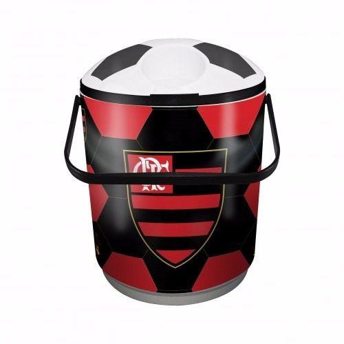 Coolerball Cooler Térmico 12 Latas Flamengo