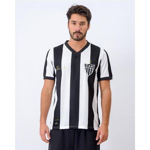 Camisa Masculina Retrô Reinaldo Atlético Mineiro