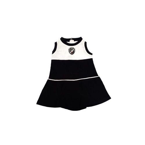 Vestido Bebê Vasco Regata Oficial