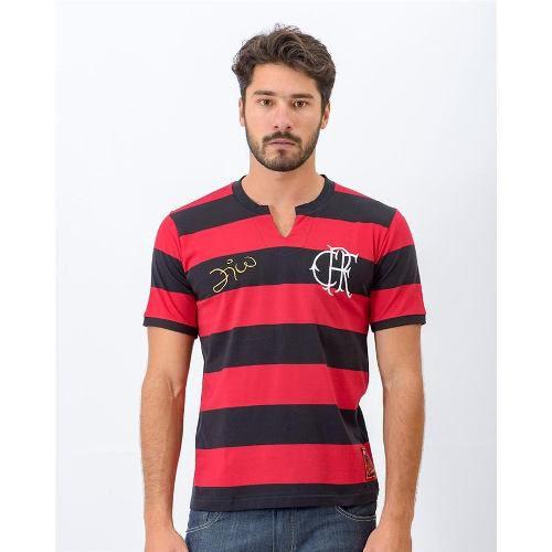 Camisa Flamengo Retro Zico Original