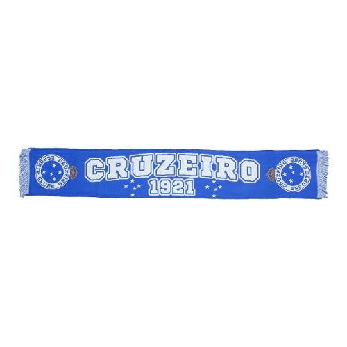 Cachecol Oficial Licenciado - Cruzeiro 1921