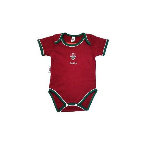 Body Infantil Unissex Fluminense